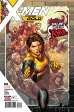 Image: X-Men: Gold #3 - Marvel Comics