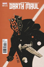 Image: Star Wars: Darth Maul #4 (Francavilla variant cover - 00431)  [2017] - Marvel Comics