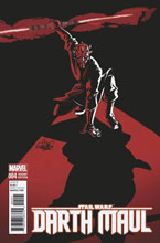 Image: Star Wars: Darth Maul #4 (Charretier variant cover - 00421)  [2017] - Marvel Comics