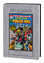 Image: Marvel Masterworks: Luke Cage, Power Man Vol. 02 HC  - Marvel Comics