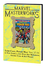 Image: Marvel Masterworks Vol. 248: Luke Cage, Power Man Nos. 17-31 HC  - Marvel Comics