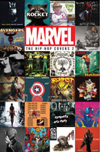 Image: Marvel: The Hip-Hop Covers Vol. 02 HC  - Marvel Comics