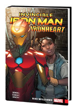Image: Invincible Iron Man: Ironheart Vol. 01 - Riri Williams HC  - Marvel Comics