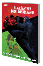 Image: Black Panther: World of Wakanda SC  - Marvel Comics