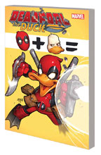 Image: Deadpool the Duck SC  - Marvel Comics