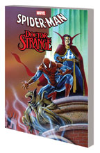 Image: Spider-Man / Doctor Strange: The Way to Dusty Death SC  - Marvel Comics