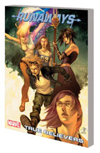 Image: Runaways Vol. 04: True Believers SC  (new printing) - Marvel Comics