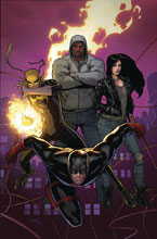 Image: Defenders #1 by Marquez Poster  - Marvel Comics