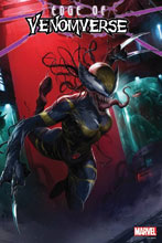 Image: Edge of Venomverse #1 by TBD Artist Poster  - Marvel Comics