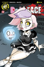Image: Dollface #5 (cover A - Mendoza) - Action Lab - Danger Zone