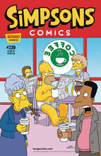 Image: Simpsons Comics #239 - Bongo Comics
