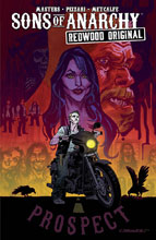 Image: Sons of Anarchy: Redwood Vol. 01 SC  - Boom! Studios