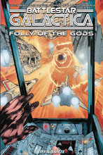 Image: Battlestar Galactica: Folly of the Gods SC  - Dynamite
