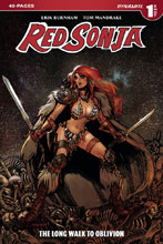 Image: Red Sonja: The Long Walk to Oblivion #1  [2017] - Dynamite