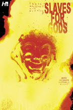 Image: Slaves for Gods Vol. 01 GN  (cover - Jock) - Hermes Press