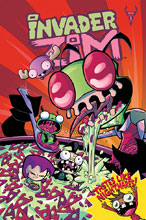 Image: Invader Zim Vol. 01 HC  - Oni Press Inc.