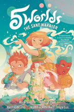 Image: 5 Worlds Vol. 01: The Sand Warrior SC  - Random House Books For Young R