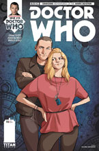 Image: Doctor Who: The 9th Doctor #15 (cover A - Zanfardino) - Titan Comics