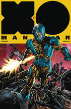 Image: X-O Manowar [2017] #3 (cover C incentive Interlocking - Suayan) (20-copy) - Valiant Entertainment LLC