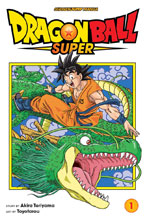 Image: Dragon Ball Super Vol. 01 SC  - Viz Media LLC
