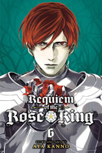 Image: Requiem of the Rose King Vol. 06 GN  - Viz Media LLC