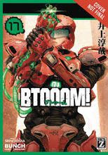 Image: Btooom Vol. 17 GN  - Yen Press