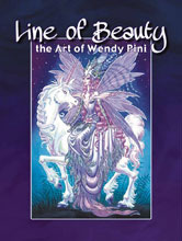 Image: Line of Beauty: The Art of Wendy Pini HC  - Flesk Publications