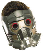 Image: Guardians of the Galaxy Vol. 02 Star-Lord Adult Deluxe Light-Up Mask  - Rubies Costumes Company Inc