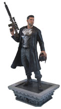 Image: Marvel Gallery PVC Figure: Netflix Punisher  - Diamond Select Toys LLC