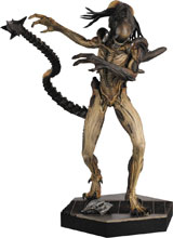 Image: Alien & Predator Figurine Collection: Aliens vs. Predator Requiem - Predalien #11 - Eaglemoss Publications Ltd