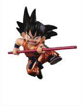 Image Dragonball Scultures Figure Son Goku Special Color Version