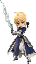 Image: Fate/Stay Night Saber Parfom Figure  - Phat