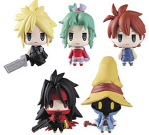 Image: FF Trading Arts Mini Blind Mystery Box 6-Piece Display Vol. 02  - Square Enix Inc