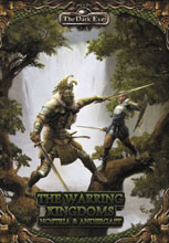 Image: Dark Eye: Warring Kingdoms Nostria Andergast HC  - Paizo, Inc