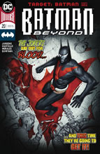 Image: Batman Beyond #20 - DC Comics