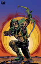 Image: Green Arrow #40 (variant cover - Mike Grell)  [2018] - DC Comics