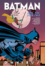 Image: Batman by Jeph Loeb and Tim Sale Omnibus HC  - DC Comics