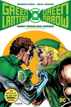 Image: Green Lantern / Green Arrow: Hard-Traveling Heroes Deluxe Edition HC  - DC Comics
