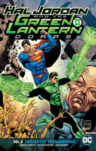 Image: Hal Jordan and the Green Lantern Corps Vol. 05: Twilight of the Guardians SC  - DC Comics