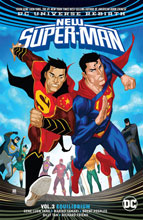Image: New Super-Man Vol. 03: Equilibrium Rebirth SC  - DC Comics