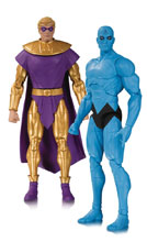 Image: Doomsday Clock Action Figure 2-Pack: Dr. Manhattan & Ozymandias  - DC Comics