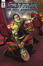 Image: Star Trek: The Next Generation: Through the Mirror #5 (cover B - Carita)  [2018] - IDW Publishing