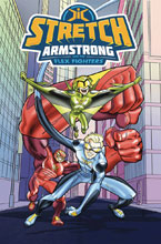 Image: Stretch Armstrong and the Flex Fighters SC  - IDW Publishing