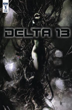 Image: Delta 13 #1 (cover A - Jones)  [2018] - IDW Publishing