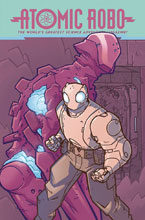 Image: Atomic Robo and the Spectre of Tomorrow SC  - IDW Publishing