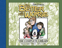 Image: For Better or For Worse: The Complete Library Vol. 02 - 1983-1986 HC  - IDW Publishing