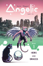 Image: Angelic Vol. 01: Heirs and Graces SC  - Image Comics
