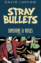 Image: Stray Bullets: Sunshine & Roses Vol. 01 SC  - Image Comics