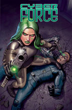 Image: Cyber Force Vol. 05 #3  [2018] - Image Comics-Top Cow