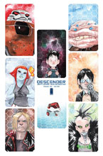 Image: Descender #30 (cover B)  [2018] - Image Comics